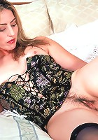 Busty milf getting tit fucked and pounded
