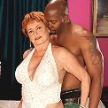 Mature interracial sex