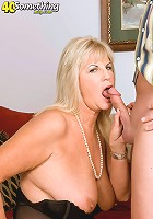 Cock In Her Hot Mouth