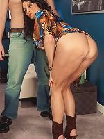 Rita Cums Back For More!