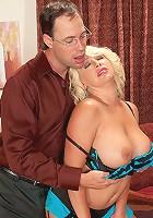 Porn Legend Joanna Has Her Ass Taken By Storm!
