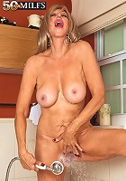 Our Oldest MILF Ever!