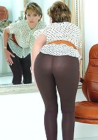 Leggings milf strips