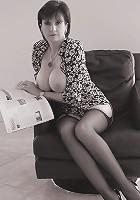 Suspender nylons