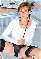 Riding crop mistress