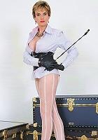 British leg mistress
