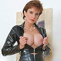 Rubber clad mature